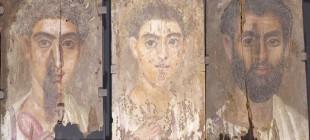 Mumya Portrelerinde Mavi Pigment Kullanıldığı Bulundu