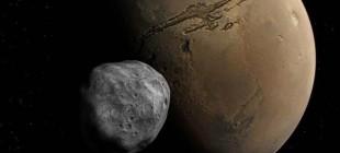 Mars'ın Halkası Olabilir