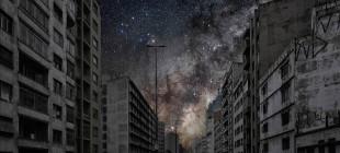 Dünyamızda Işık Olmasaydı Gökyüzü Nasıl Görünürdü?