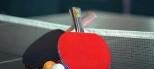 Masa Tenisi Oynamak (aslında) İmkansız!
