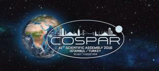 41. COSPAR Kongresi İptal Edildi