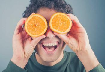 Mutsuz Musunuz? Meyve ve Sebze Yiyin