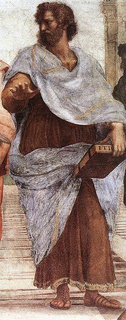 Raphael'in Aristo resmi
