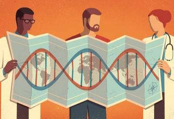 İlginç Bir Genetik Vaka: Kimerizm