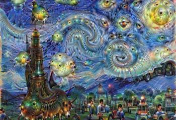 Yapay Zekânın Büyüleyici Sanatı