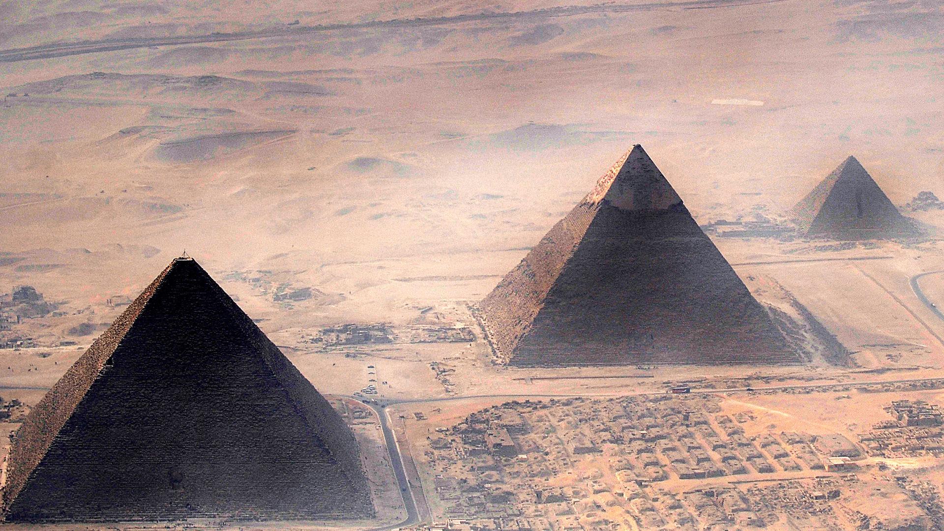 Dünyanın Yedi Harikasından Biri Olan Keops Piramidi Ve Sırları N