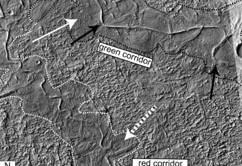 Mars'ta Su Bulunduğuna Dair Daha Fazla Kanıt